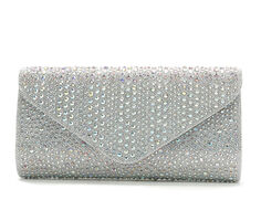 Vanessa Studded Envelope Evening Clutch