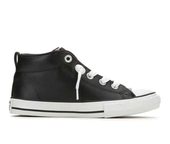 Boys' Converse Little Kid & Big Kid CTAS Street Mid Sneakers