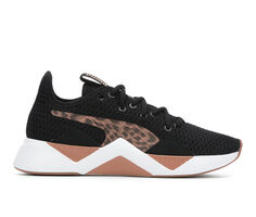 Women's Puma Incite Leopard Sneakers
