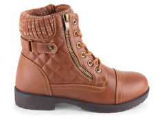 Women's Wanted Quinn Sweater Cuff Combat Boots
