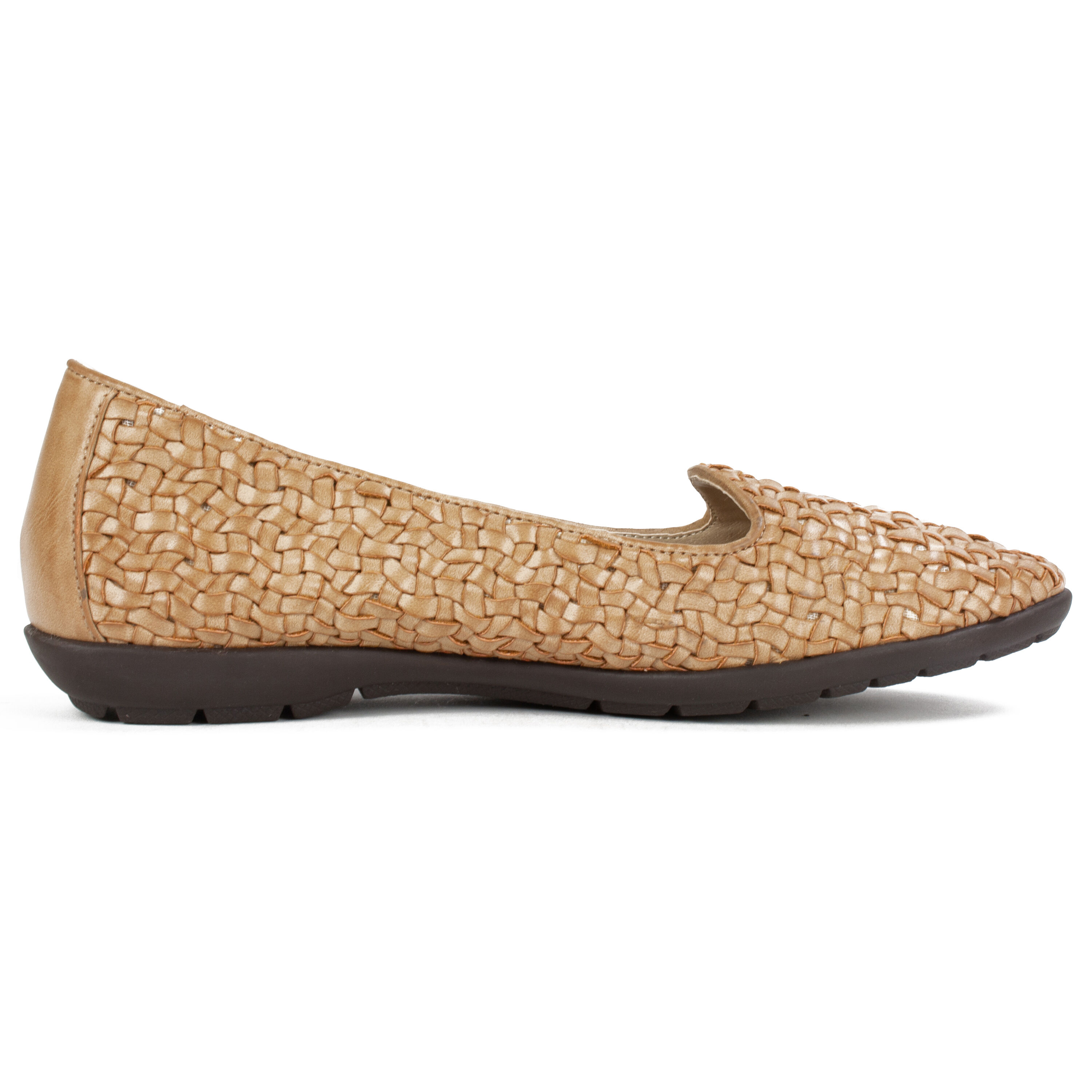 top quality Women's White Mountain Babylon Flats Dark Sand