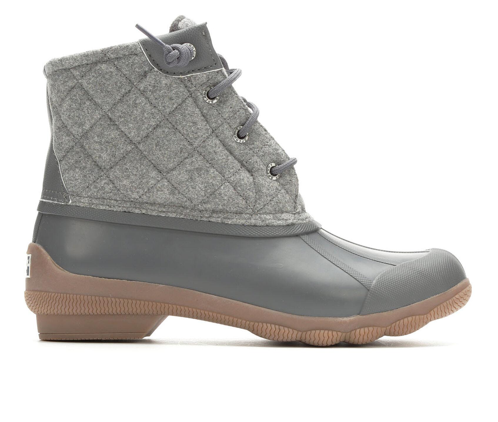 171a1538f26 Women's Sperry Syren Gulf Wool Duck Boots