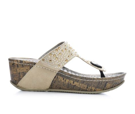 Women's Patrizia Dionne Platform Wedge Flip-Flops