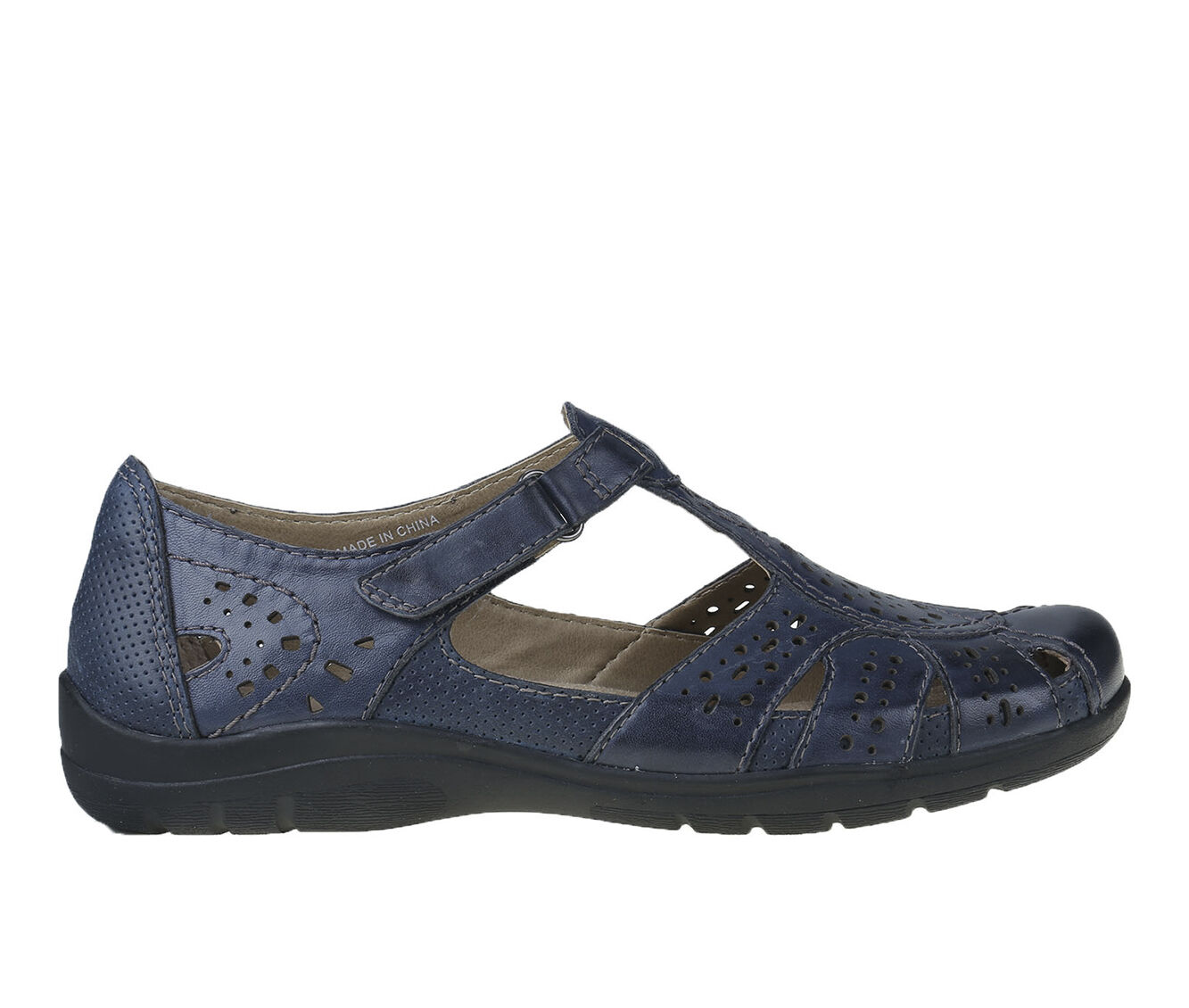 Price Reduced Women's Earth Origins Rapid Tatum Navy Blue