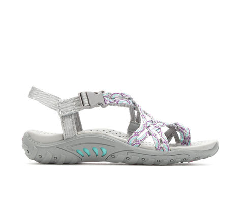 Girls' Skechers Reggae 11-5 WSO Sandals