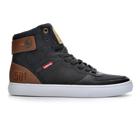 Men's Levis Jeffery Hi Core Casual Shoes