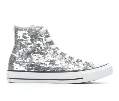 Women's Converse Sequin Ox Hi Sneakers