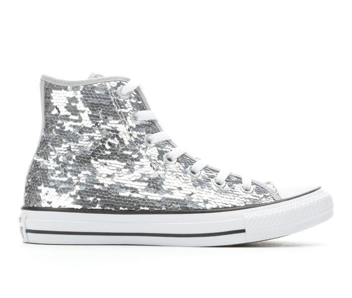 Women's Converse Sequin Ox Hi Sneakers