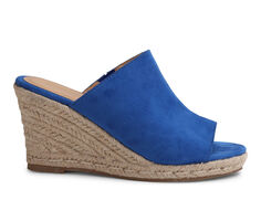 Women's Wanted Suedette Wedges
