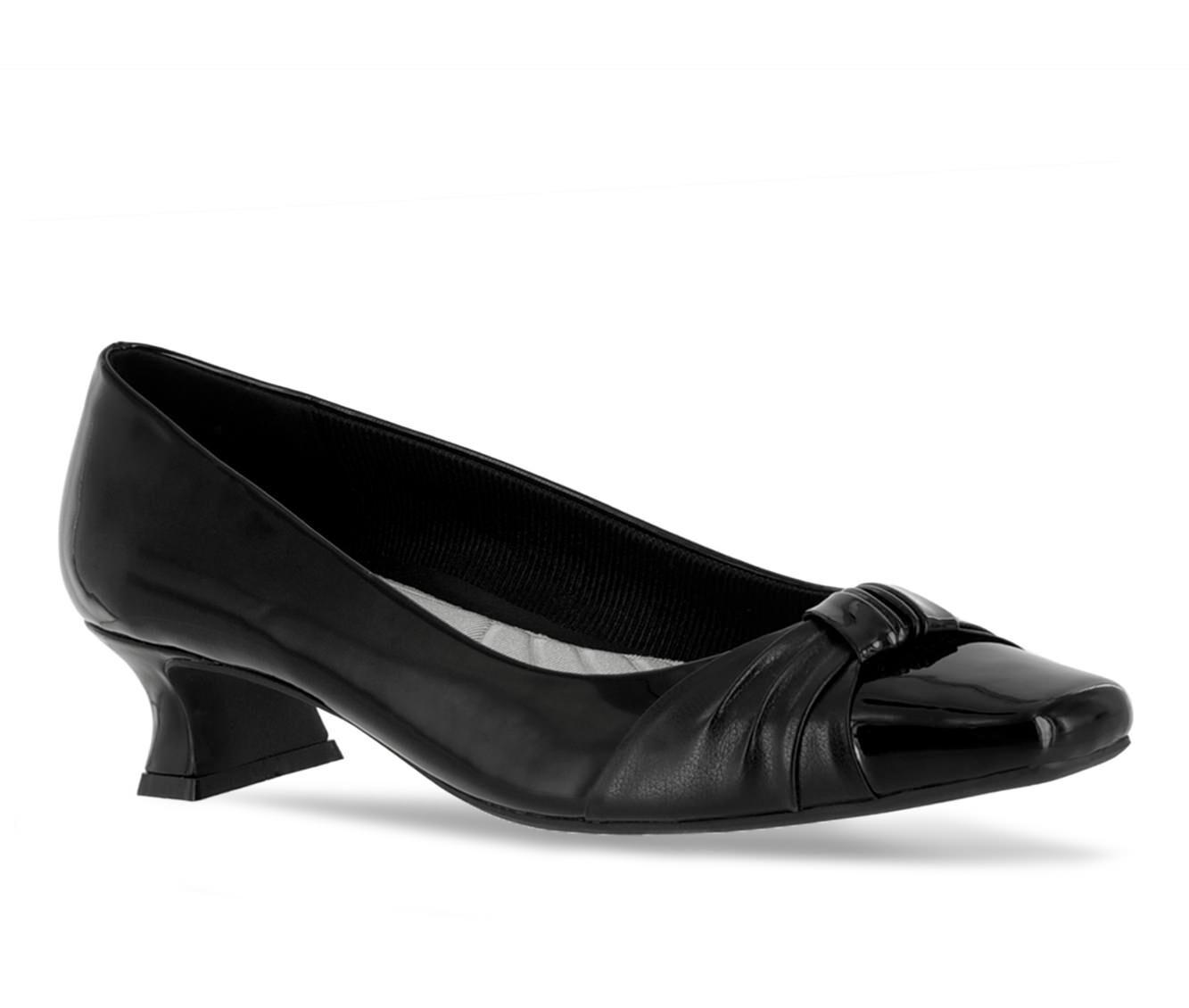 Women's Easy Street Waive Shoes Black Pat/Black