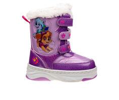 Girls' Nickelodeon Toddler & Little Kid Paw Patrol Snow Boots