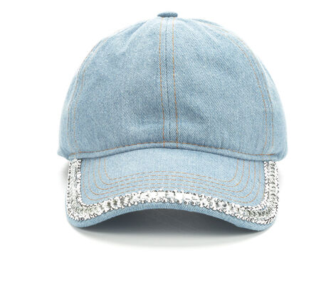 David and Young Rhinestone Baseball Cap