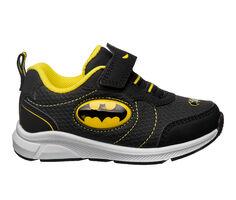 Boys' DC Comics Toddler & Little Kid Batman Light-Up CH88828C Sneakers