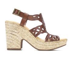 Women's Vintage 7 Eight Slam Heeled Sandals