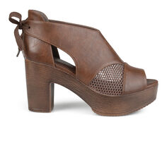 Women's Journee Collection Sorly Dress Sandals