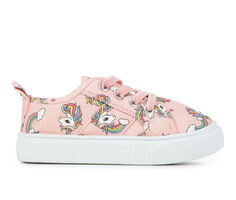 Girls' Paris Blues Toddler Pixie Slip-On Shoes