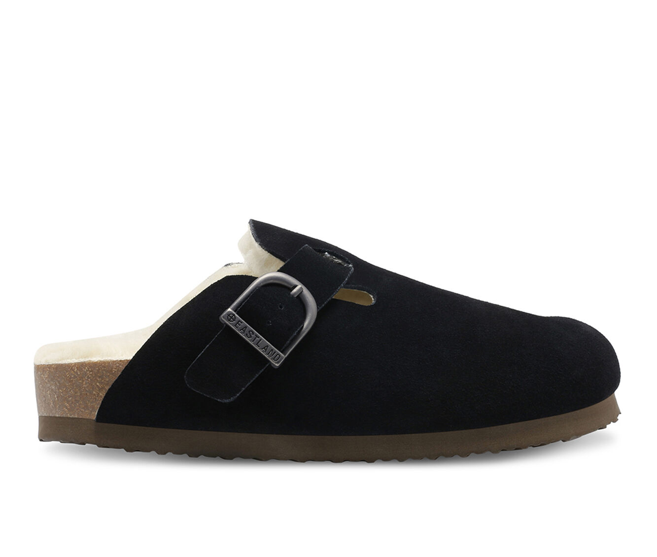 Women's Eastland Gina Lined Clogs Black