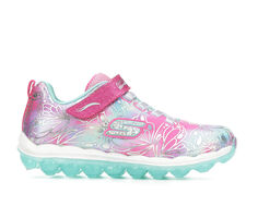 Girls' Skechers Little Kid & Big Kid Flutter N' Fly Running Shoes