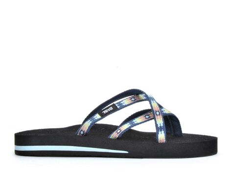 Women's Teva Olowahu Slide Sandals