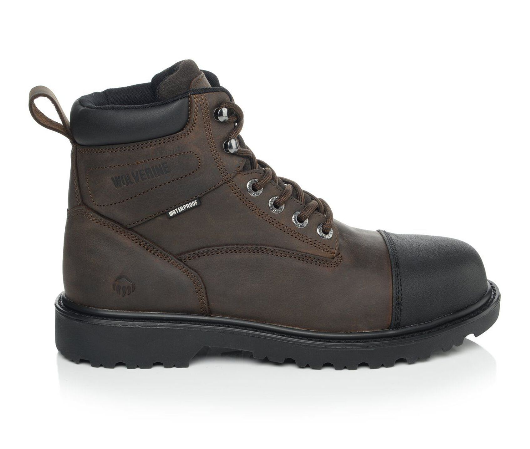 95e88970b79 Men's Wolverine Rig Steel Toe Work Boots | Shoe Carnival
