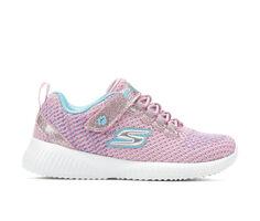 Girls' Skechers Little Kid & Big Kid Bob's Squad Glitter Madness Sneakers