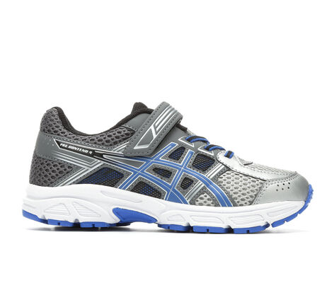 Boys' ASICS Pre Contend 4 10-3 Running Shoes
