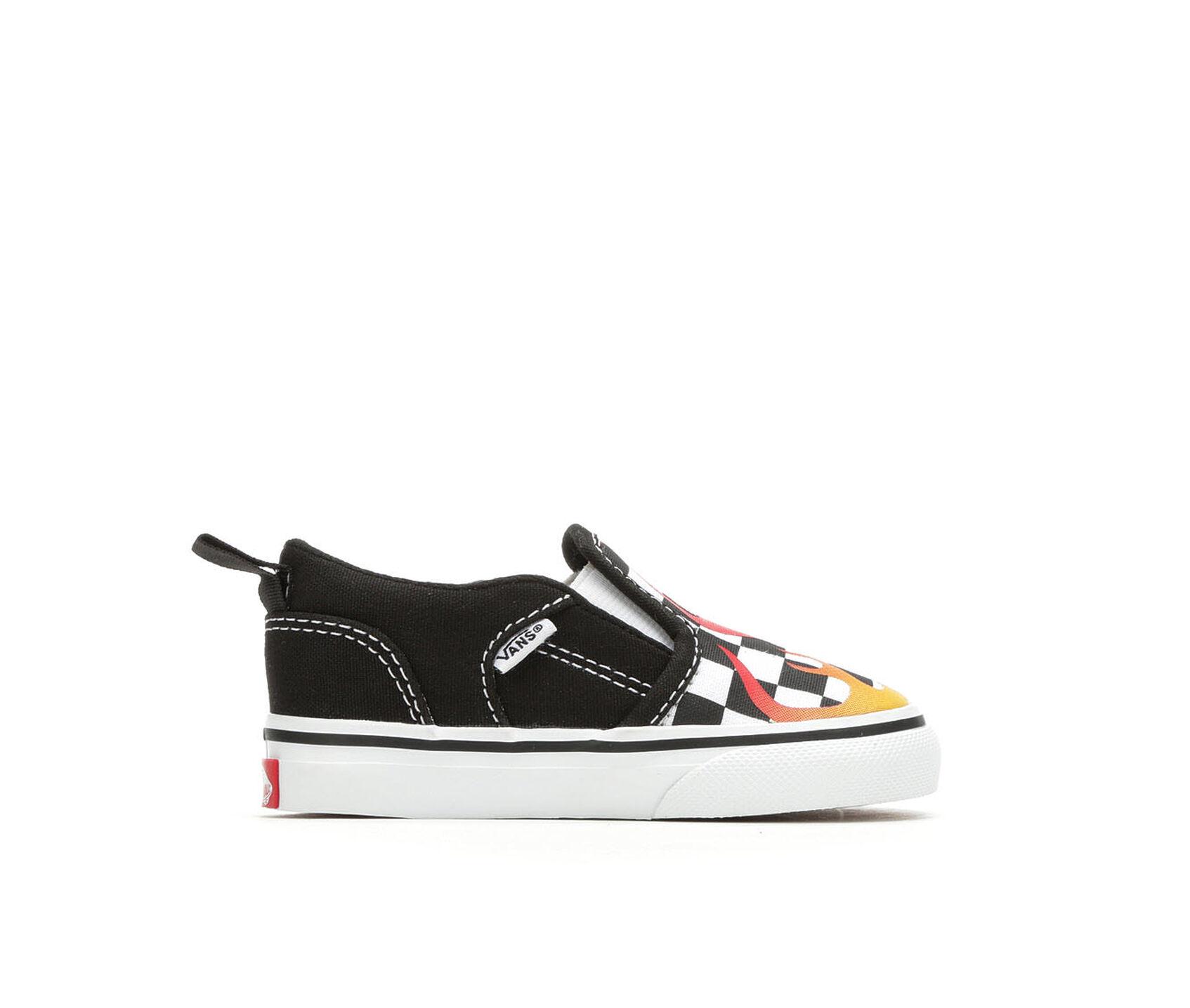 c761615b062 ... Vans Infant  amp  Toddler Asher V Slip-On Skate Shoes. Previous