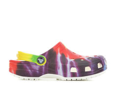 Kids' Crocs Toddler Classic Tie Dye Clogs
