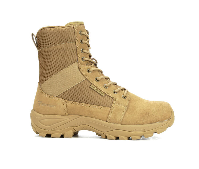 Men's Bates Fuse 8 In Waterproof Work Boots