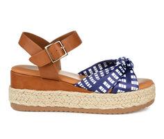 Women's Journee Collection Adriann Espadrille Wedge Sandals