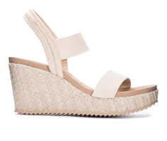Women's CL By Laundry Kaylin Wedge Sandals