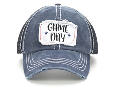 David and Young Women's Game Day Trucker