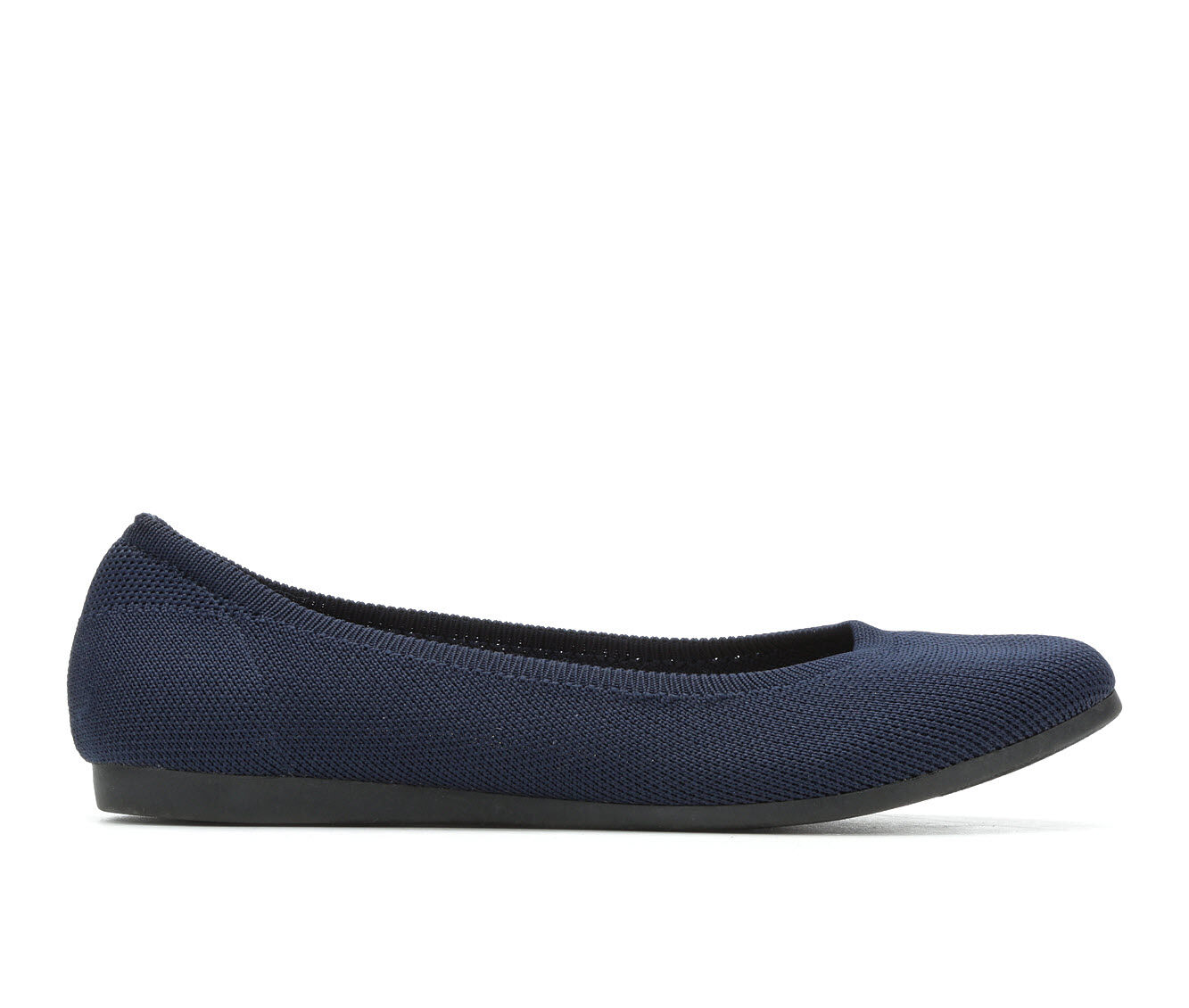 new arrivals Women's Jellypop Apex Flats Navy Knit