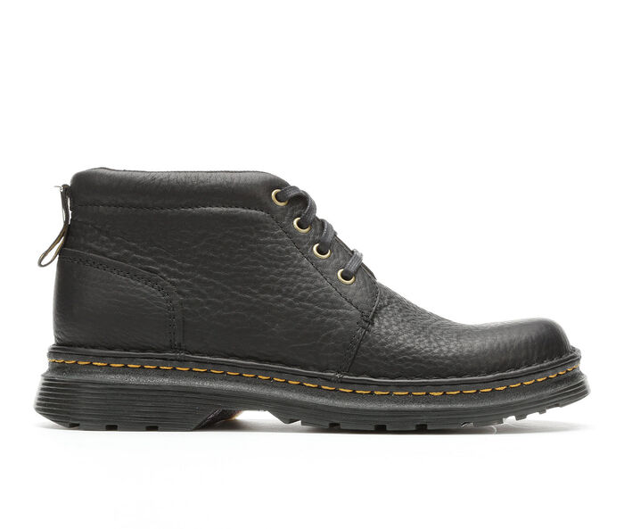 Men's Dr. Martens Leather 4 Eye Chukka Boots