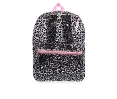 Stella and Max Clear PVC Full Size Backpack
