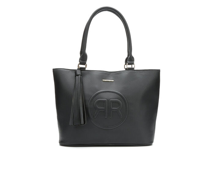 Rampage Logo Tote with Tassel