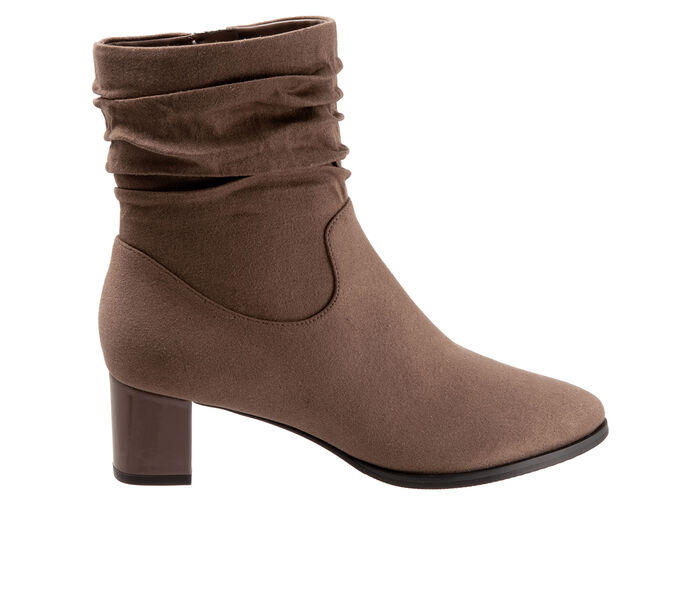 Women's Trotters Krista Ruched Booties