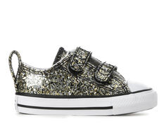 Girls' Converse Infant & Toddler CTAS 2v Ox Sneakers