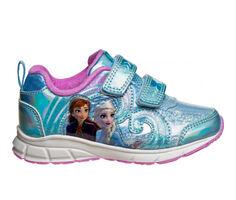 Girls' Disney Toddler & Little Kid CH87842C Frozen II Light-Up Sneakers