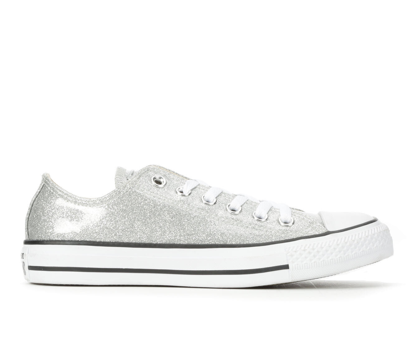 Women's Converse After Party Ox Sneakers Silver/White