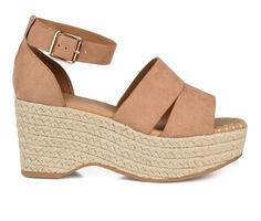 Women's Journee Collection Takara Platform Espadrille Sandals