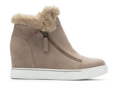 Women's Sugar Kiwi Wedge Sneakers