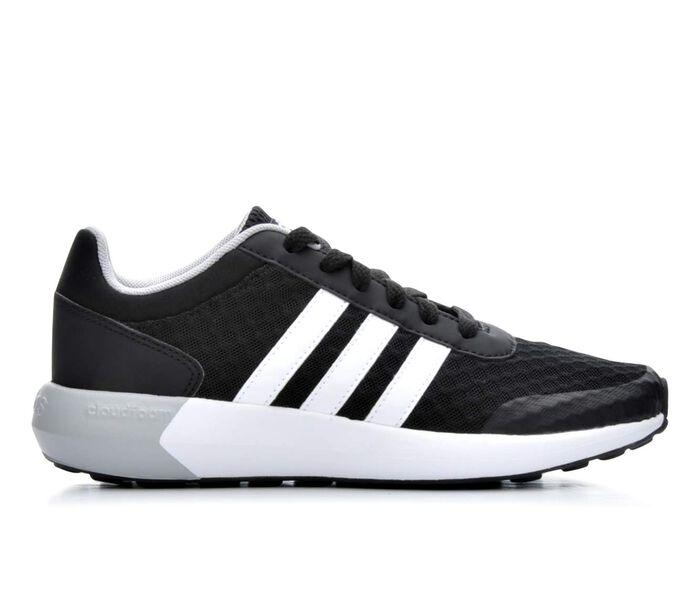 Boys' Adidas Adidas Cloudfoam Race K 10.5-7 Running Shoes