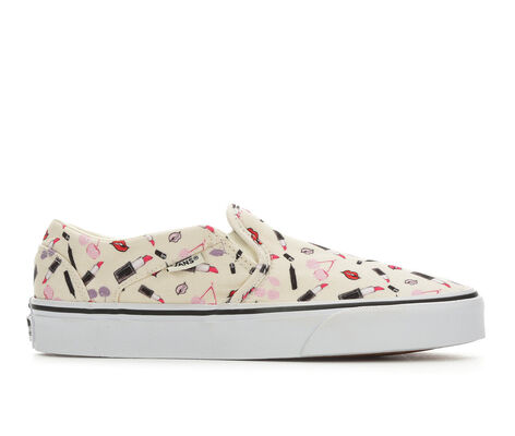 Women's Vans Asher TXT Skate Shoes