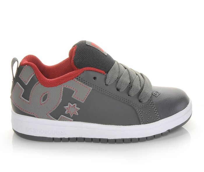 Boys' DC Court Graffik 3.5-7 Skate Shoes