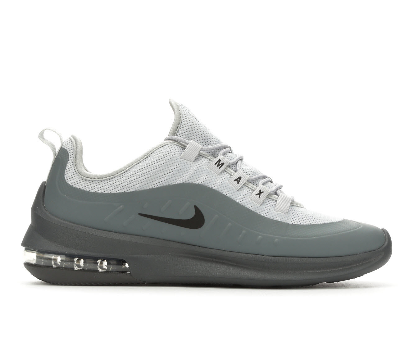 Massive discount Men's Nike Air Max Axis Running Shoes Gy/Dk Gy/Bk 007