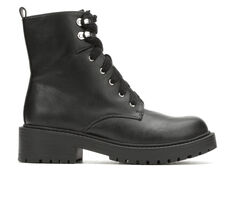 Women's Madden Girl Alice Combat Boots