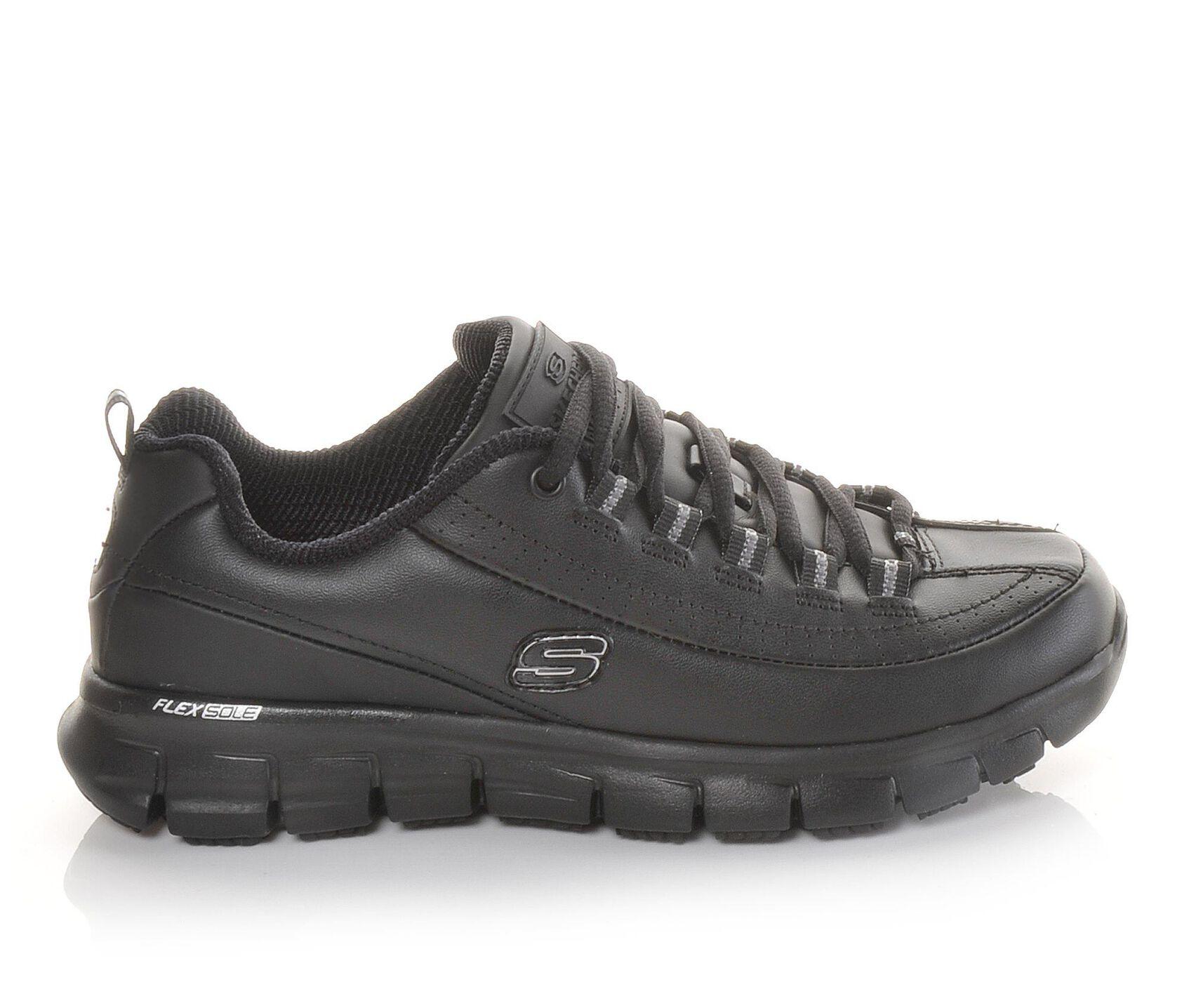 Slip Resistant Shoes Blue