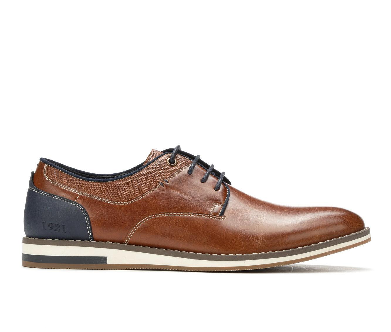 Men's Freeman Morgan Dress Shoes Tan