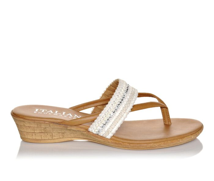 Women's Italian Shoemakers Pansy Sandals